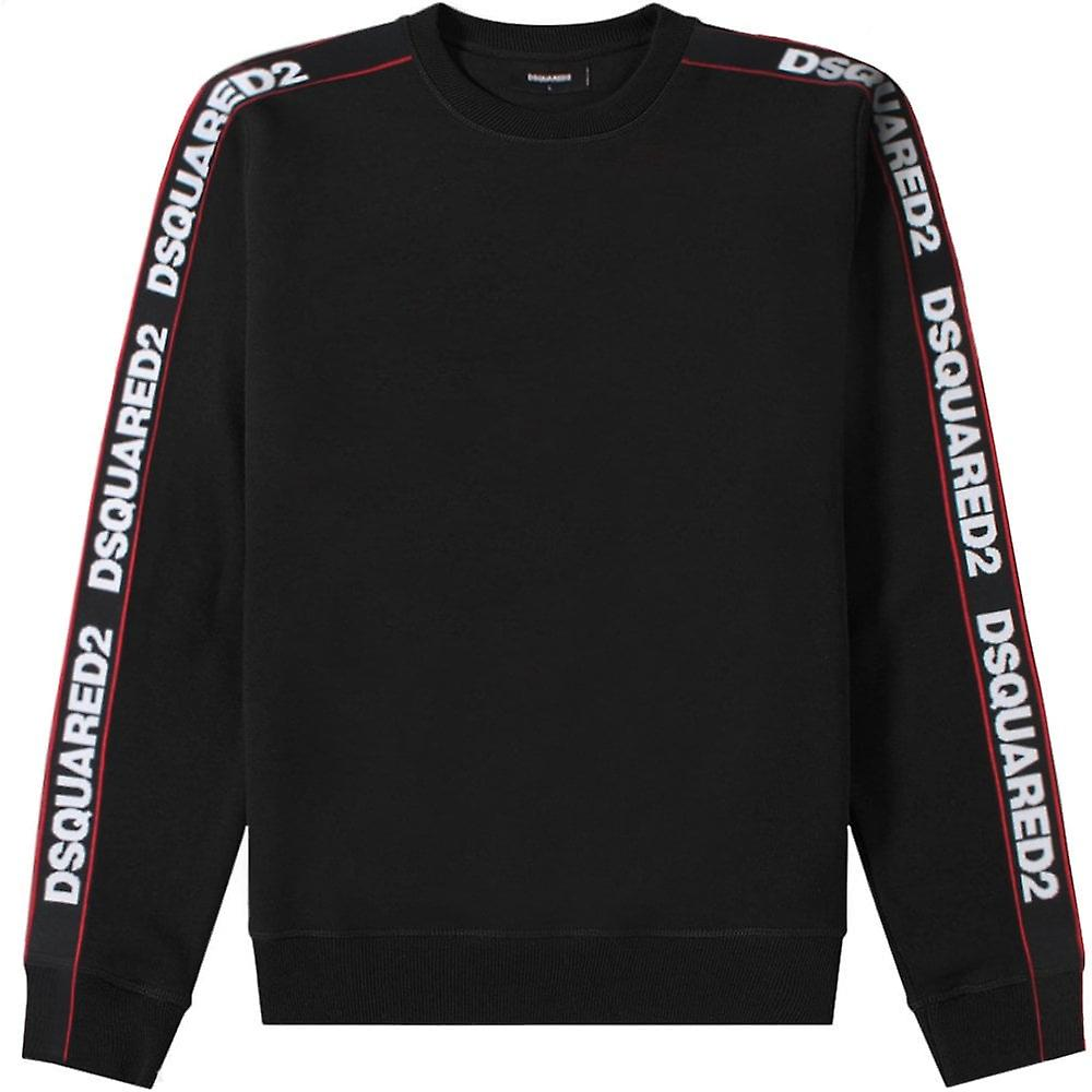 Dsquared2 DSquared2 Arm Logo Knitted Jumper