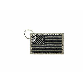 Cle Cles sleutel Brode patch Ecusson vlag USA USA Camo