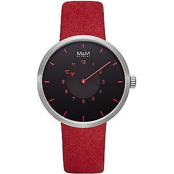 M & M Germany M11950-626 Desugn Line Ladies Watch