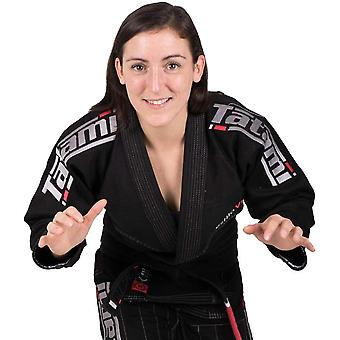 Tatami Fightwear damer Estilo 6.0 Premium BJJ Gi - sort/grå