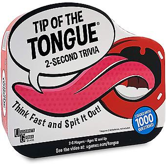 Tip of the Tongue 2-Second Trivia Game