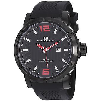 Oceanaut Men's Spider Black Dial Watch - OC2114