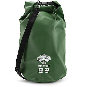 Dri-Tech Waterproof Dry Bag, 40 Liter