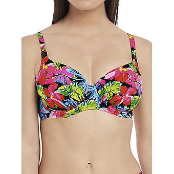 Santa Barbara Side Support Full Cup Bikini Top