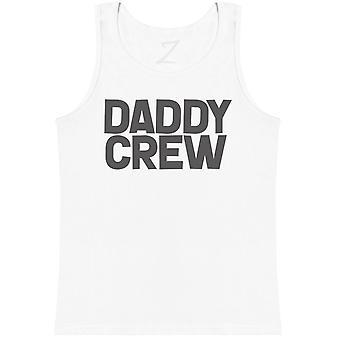 Family Crew - Matching Set - Baby Vest, Dad & Mum Vest