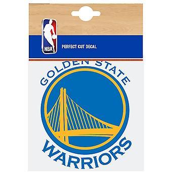 Fanaatikot 10x10cm tarra - NBA Golden State Warriors