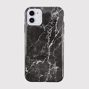 Eco Friendly iPhone 11 Case Printed Midnight Marble Back Shell
