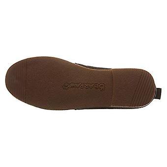 Bearpaw Carmel Women's Chukka Boot Black - 7.5 Medium