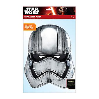 Captain Phasma Official Star Wars The Force Awakens Card Party Fancy Dress Mask