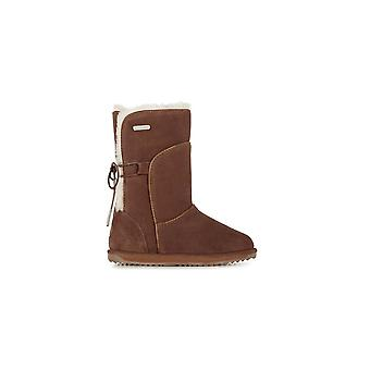 EMU Australia Footwear EMU Australia Girls Oak Airlie Suede Waterproof Boots