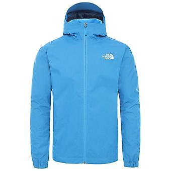 The North Face Clear Lake Blue Mens Quest Jacket