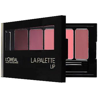 L'Oreal Paris Cosmetics Colour Riche La Palette Lip, 4.2 g