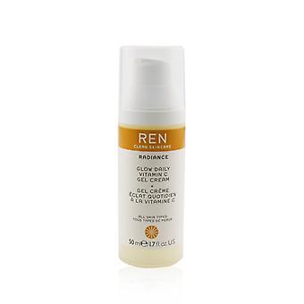 Ren Radiance Glow Daily Vitamin C Gel Cream (para todos los tipos de piel) - 50ml/1.7oz