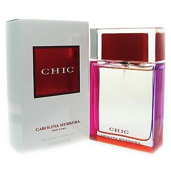 Chic kvinnor av carolina herrera 2,7 oz eau de parfum spray