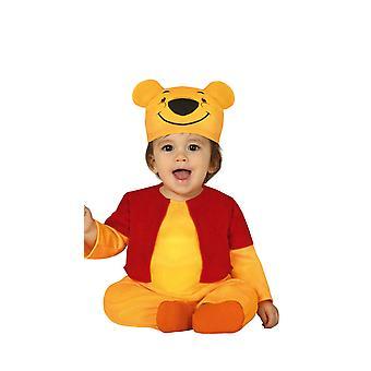 Småbarn Puh Bear Fancy Dress Kostym