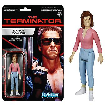 Terminator Sarah Connor ReAction Figure