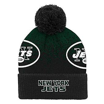 NFL Youth New York Jets Outerstuff Gradient, Hunter Green, Size Youth One Size