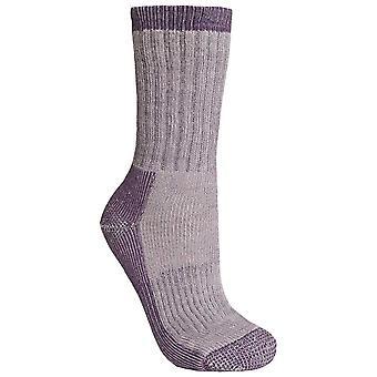 Overtreedt Womens Springer zware Trekking sokken lopen