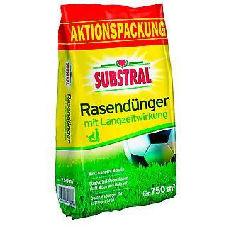 SUBSTRAL® long-term lawn fertilizer, 15 kg