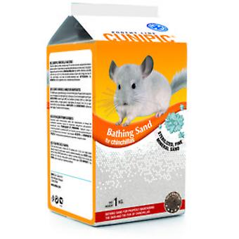 Cunipic Bath Sand for Chinchilla (Small pets , Bedding)