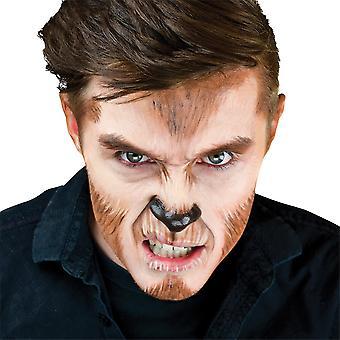 Werewolf Halloween Makeup Kit