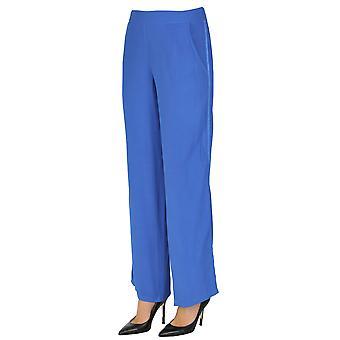 Sweet Matilda Ezgl314040 Women's Blue Polyester Pants