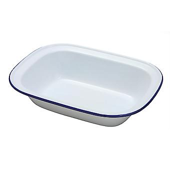 Falcon Housewares 24cm Oblong Pie Prato