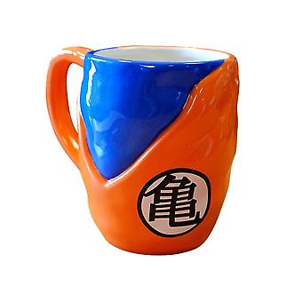 Dragon Ball Z Goku Gi 3D Mug