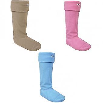 Trespass Womens/Ladies Snookie Wellington Socks