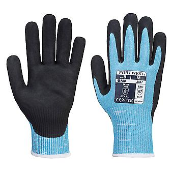 Portwest - 6 Pair Pack Claymore AHR Cut Glove Hand Protection Glove