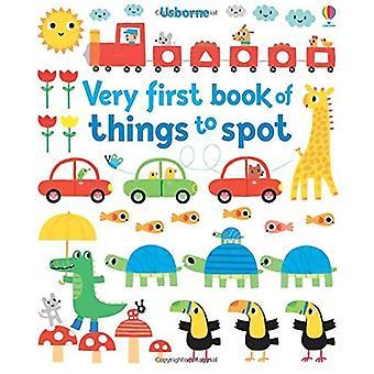 Primeiro livro de coisas para Spot