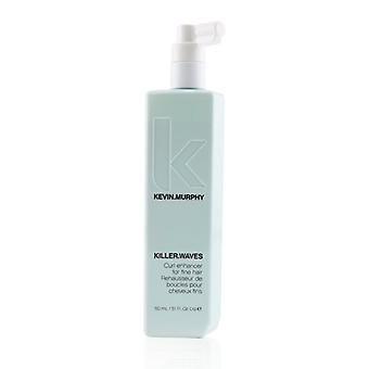 Killer.waves (curl Enhancer - For Fine Hair) - 150ml/5.1oz