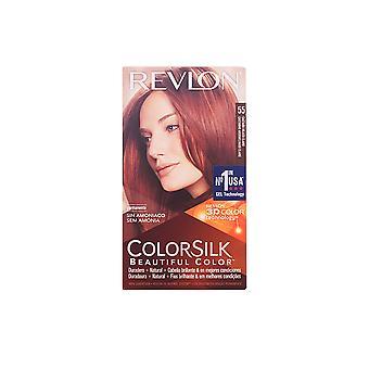 Revlon Colorsilk Tinte #55-rojizo Claro para as mulheres