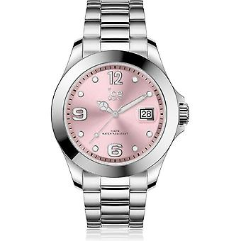 Ice Watch Watch Unisex ICE staal Classic Light pink SR Small 017320 Ice Watch