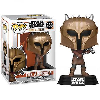 Star Wars Mandalorian The Armorer Funko Pop!