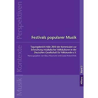 Festivals popularer Musik by Numann & Klaus