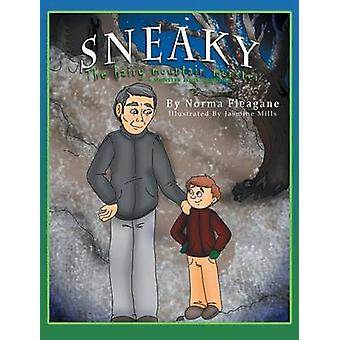 Sneaky  The Hairy Mountain Monster by Fleagane & Norma