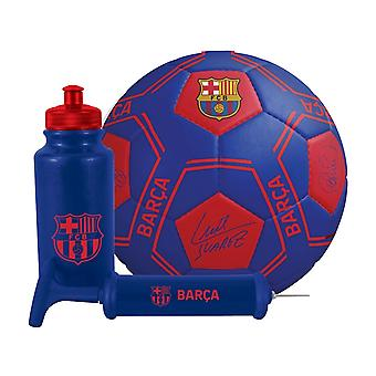FC Barcelona Signature Football Gift Set