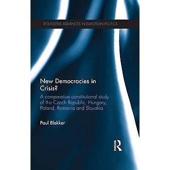 Novas Democracias em Crise pela Blokker & Paul University of Trento & Italy
