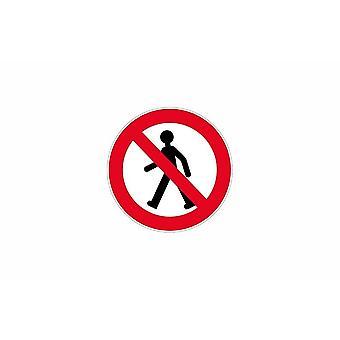 Stick stick sticker adhesive signage plaque door board pipie forbidden