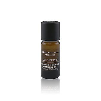 De-stress - Frankincense Pure Essential Oil - 10ml/0.34oz