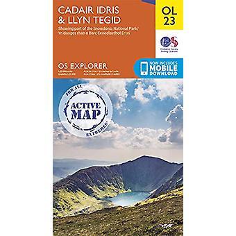 Cadair Idris & Llyn Tegid - 9780319475614 Book