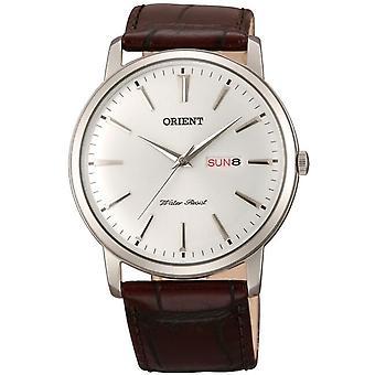 Orient OR-FUG1R003W6 Design de relógio masculino clássico