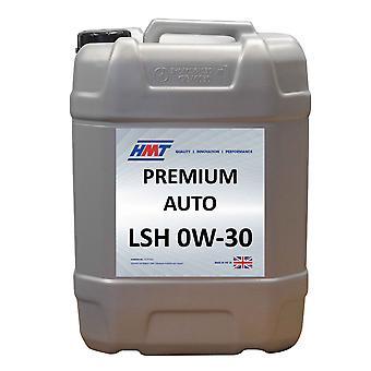 HMT HMTM421 Premium Auto LSH 0W-30 Fully Synthetic Engine Oil 20 L / 4 Gallon