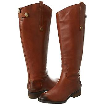 Sam Edelman Womens Penny2 Leather Closed Toe Knee High Riding Boots