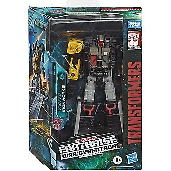 Transformers Ironworks Deluxe WFC Series Figure