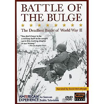 Battle of the Bulge [DVD] USA import