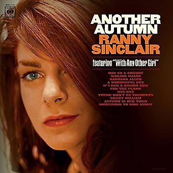 Ranny Sinclair - Another Autumn [CD] USA import