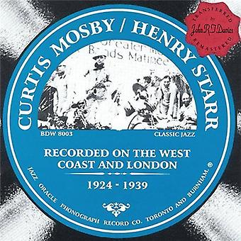 Curtis Mosby - Curtis Mosby [CD] USA import