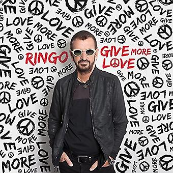 Ringo Starr - Give More Love [Vinyl] USA import
